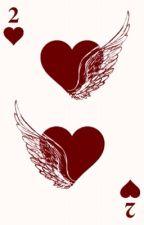ANGEL KISSES, poetry by cupidsbeloved