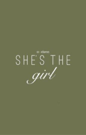 SHE'S THE GIRL | james potter by -xrbarnxs