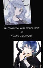 Twisted Wonderland x Mairimashita! Iruma-kun! by aries239