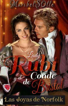 Lady Rubí y el Conde de Bristol by MaribelSOlle