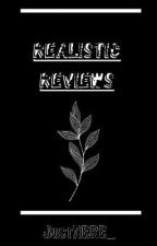 Realistic Reviews | Review Shop♤ by Theodora_lu