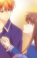 Kyo and Tohru smut by I_amanime