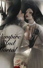 "Vampire and ""Mortal""- Lady Dimitrescu X Female OC by Hail3y_Yeet"
