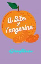 A Bite Of Tangerine  by gruftuu