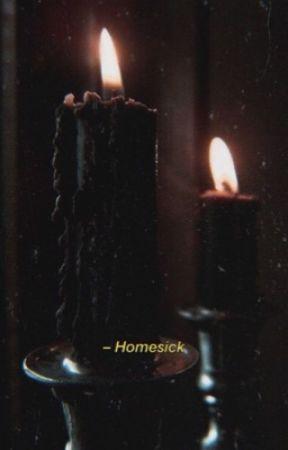 HOMESICK by miapotatobean