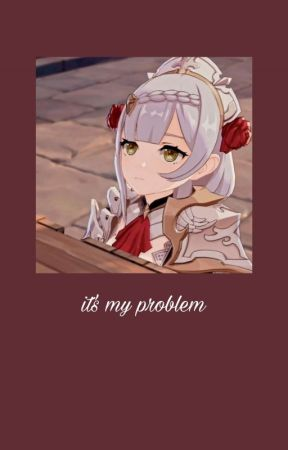it's my problem; one shot?¿ by masae-
