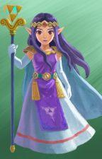Lady of Lorule by GhostPikachu
