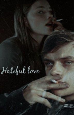 Hateful love-Draco Malfoy  by XOHermione25