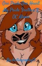One Pride One Heart My Pride Feather X OC Alexis by destinycopley13