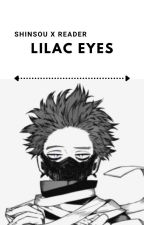 lilac eyes | shinsou x reader by BronteSaysHI
