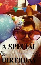 A Special Birthday (Sebastian stan x reader) by KTW-TH-TW