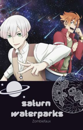 Saturn Waterparks (RobiHachi) by zombiefaux
