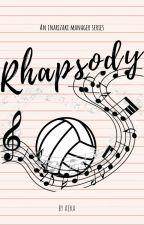 Rhapsody || Haikyuu!! Inarizaki Manager Fic by AeKa20