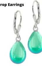 Buy Dazzling Small Drop Earrings From LeightWorks by leightworksusa