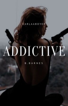 Addictive   Bucky Barnes x Reader by carlaaboyer