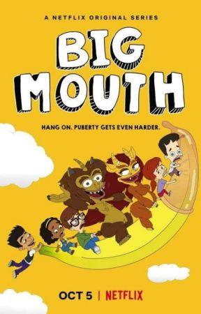 Bnha X Big Mouth  by Juandavid2011