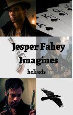 Jesper Fahey Imagines by sunny-reys