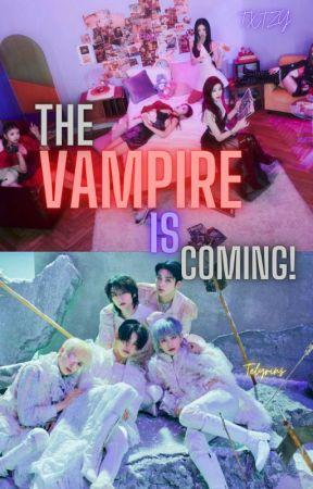 Vampire    txtzy by telyrins
