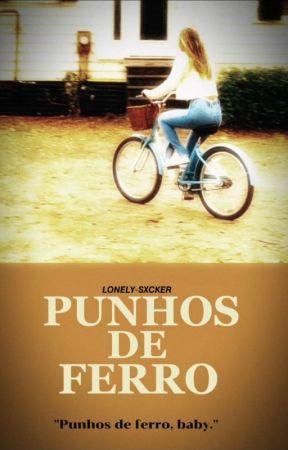 PUNHOS DE FERRO | Eli Moskowitz by amalia0188