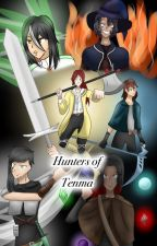 Hunters of Tenma by OfficiallySoremaco