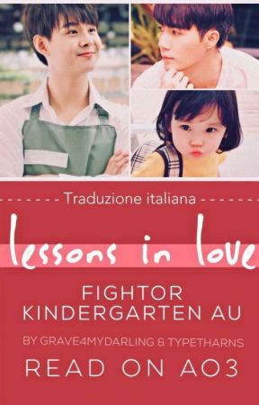 [TRAD] LESSONS IN LOVE   TTFT AU di Mel & Chaz by MisaZS_91
