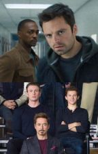 Avengers React to Everything by stonyparker