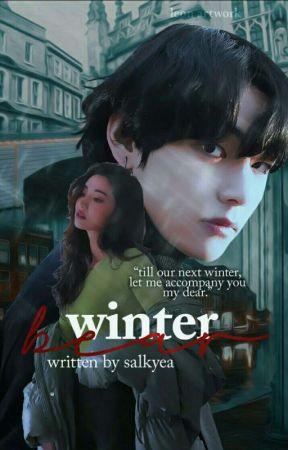 [√] Winter Bear   Kim Taehyung  by salkyea