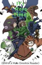 It's Hero Time!《BNHA x Male Omnitrix Reader》 by ShallotStudioz