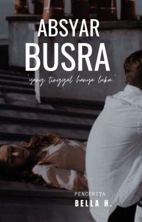 ABSYAR BUSRA by BellaSannah