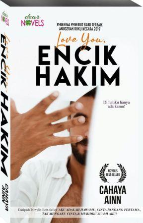 LOVE YOU, ENCIK HAKIM by dearnovels