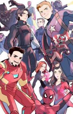Avengers: Welcome to the Team (ON HOLD) by CrazyShipper295