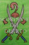 Lo scorpione del deserto cover