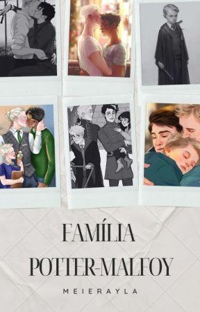 Família Potter-Malfoy  by meierAyla