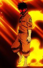 My Hero Academia x Shinra Male Reader by Det_Smash