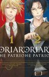 Moriarty the Patriot  1. kötet - manga fordítás cover