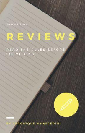 Book Reviews by VeroniqueManfredini