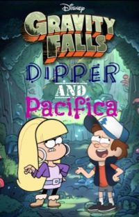 Book One - Dipper And Pacifica cover