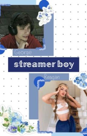 streamer boy | georgenotfound  by sunnysaps
