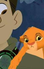 Chris Kratt and the Cougar by WKforever0621