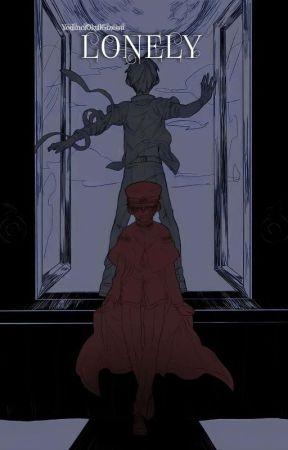Lonely | Hanako x Reader {Çeviri}  by YedinciOkulGizemi