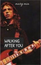Walking After You | Dave Grohl by marysgotpower