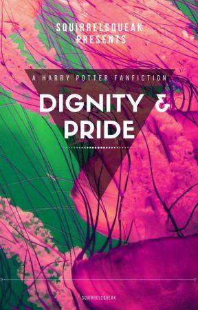 Dignity & Pride (A Hogwarts GirlxGirl story) by squirrelsqueak
