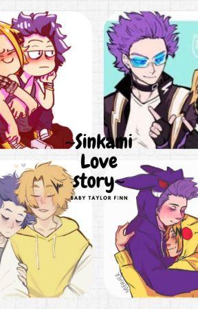 ~Shinkami Love Story~♡shinsio♡Kaminari♡ by Mrs_shipper_mina_me