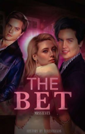 The bet. || adp: Sprousehart by biridinha06