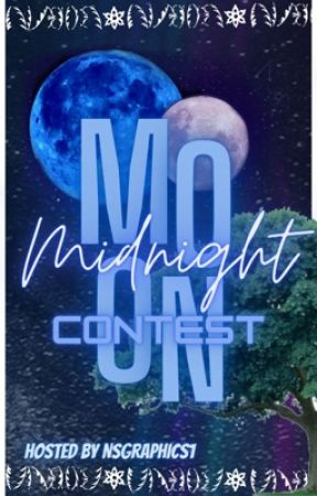 Midnight Moon Graphic Contest! [Closed!] by NSGraphics1