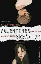 """""""Valetines Break Up"""" by amarilla_carta"""