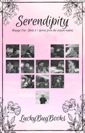 Serendipity   Ninjago One-Shots II by LuckyBugBooks
