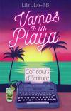 Vamos a la playa - Concours d'écriture été 2021 - TERMINE cover