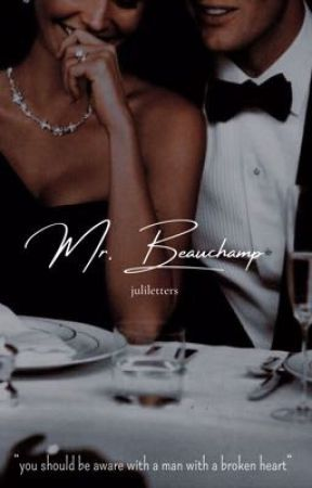 Mr. Beauchamp  by juliletters