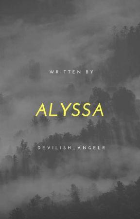 Alyssa by Devilish_angelR